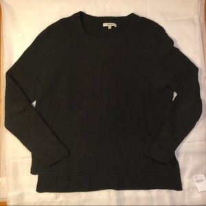 Madewell Black Sweater